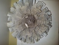Paper Wreath