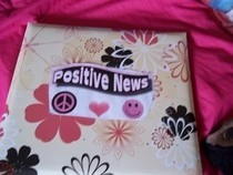Positive News Scrapbook