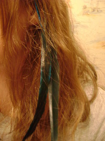 Feather Extention