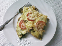 Veggie Frittata For Any Meal