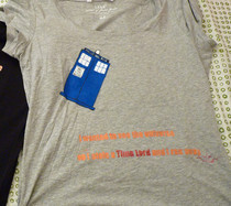 Tardis T Shirt