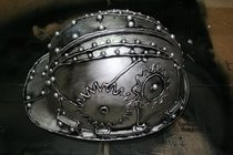 Project: How To Make An Affordable Steampunk Helmet By Yamiguru