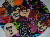 Oooky Spooky Halloween Cookies