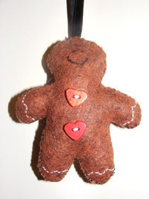Scented Gingerbreadman