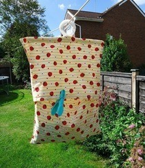 Handy Peg Bag