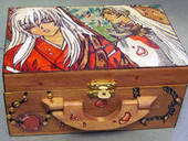 Inuyasha Watercolor Box