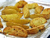 Awesome Potato Wedges