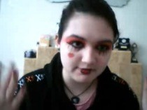 Emilie Autumn Inspired Make Up