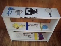 Cartoon Network Bookshelf é^^