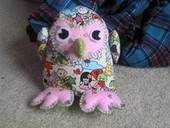 Kawaii 'Mingo' The Owl