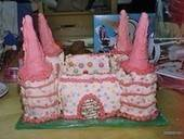 Castle Cake (For My Little Pony's)