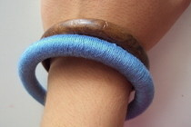 Yarn Bangles