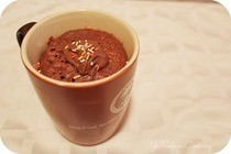 Chocolate Mug Cake 