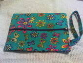 Easy Zipped Pouch/Wristlet