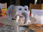 The Elephant Cake