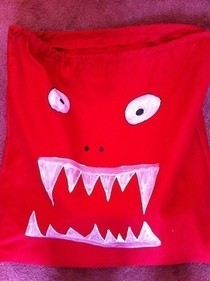 Squig Bag For Games Day Uk 2011
