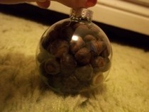 Acorn Ornament
