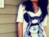 Kate Mouse Tee; Net A Porter $80, Me, Free! :)