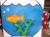 Fishy Felt Card