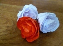 Make A Easy Paper Rose!