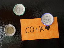 Snapple Cap Magnets