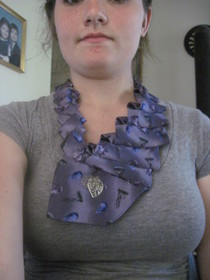 Tie Necklace (Version Of Blog Post)