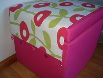 No Sew Furniture Cover
