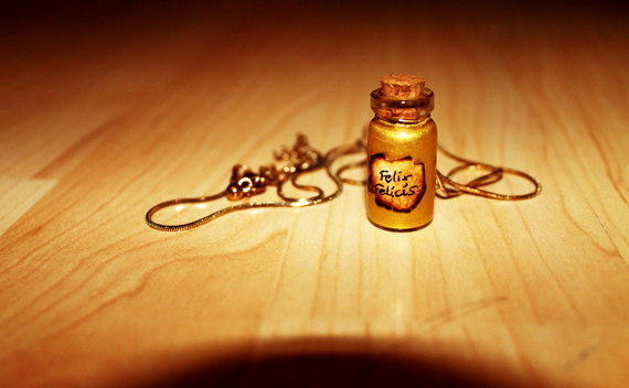 Felix Felicis Necklace