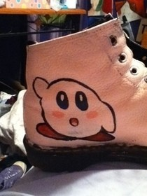 Kirby Doc Martins