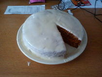 The Best Carrot Cake Ever!!