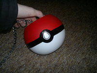 How to make a shoulder bag. Pokeball Bag / Halloween Candy Tub - Step 11
