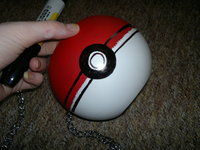 How to make a shoulder bag. Pokeball Bag / Halloween Candy Tub - Step 10