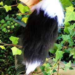 Fox Tail...Out Of Yarn?