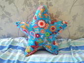 Funky Star Cushion