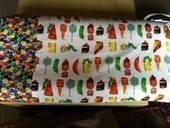 My Very Hungry Caterpillar Pillowcase