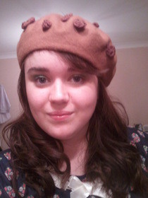 Cookie Beret {Katy Perry Inspired}