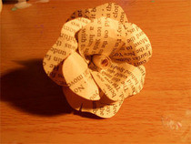 Paper Roses