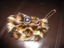 Fluffy Camera Case