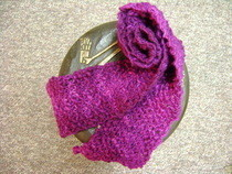 Grape Seed Scarf