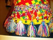 Pony Bead Belt