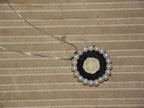 Vintage Look Bottle Top Locket