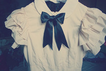 How To Make A Peter Pan Collar From A Smock