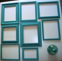 Painted Frames!