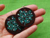 Little Tree Earrings