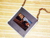 Photo Slide Necklace