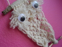 Knit Owl