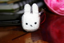 Cubed Bunny Plush 