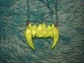 Zombie Fang Necklace
