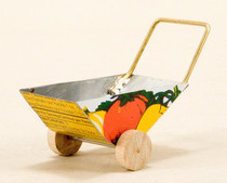 Tinplate Garden Cart
