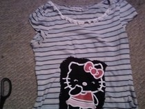 Hello Kitty Recon Shirt
